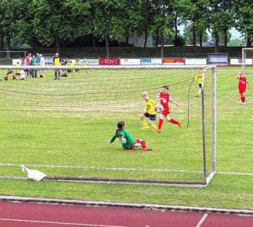 Jugendmannschaften nehmen Spielbetrieb wieder auf